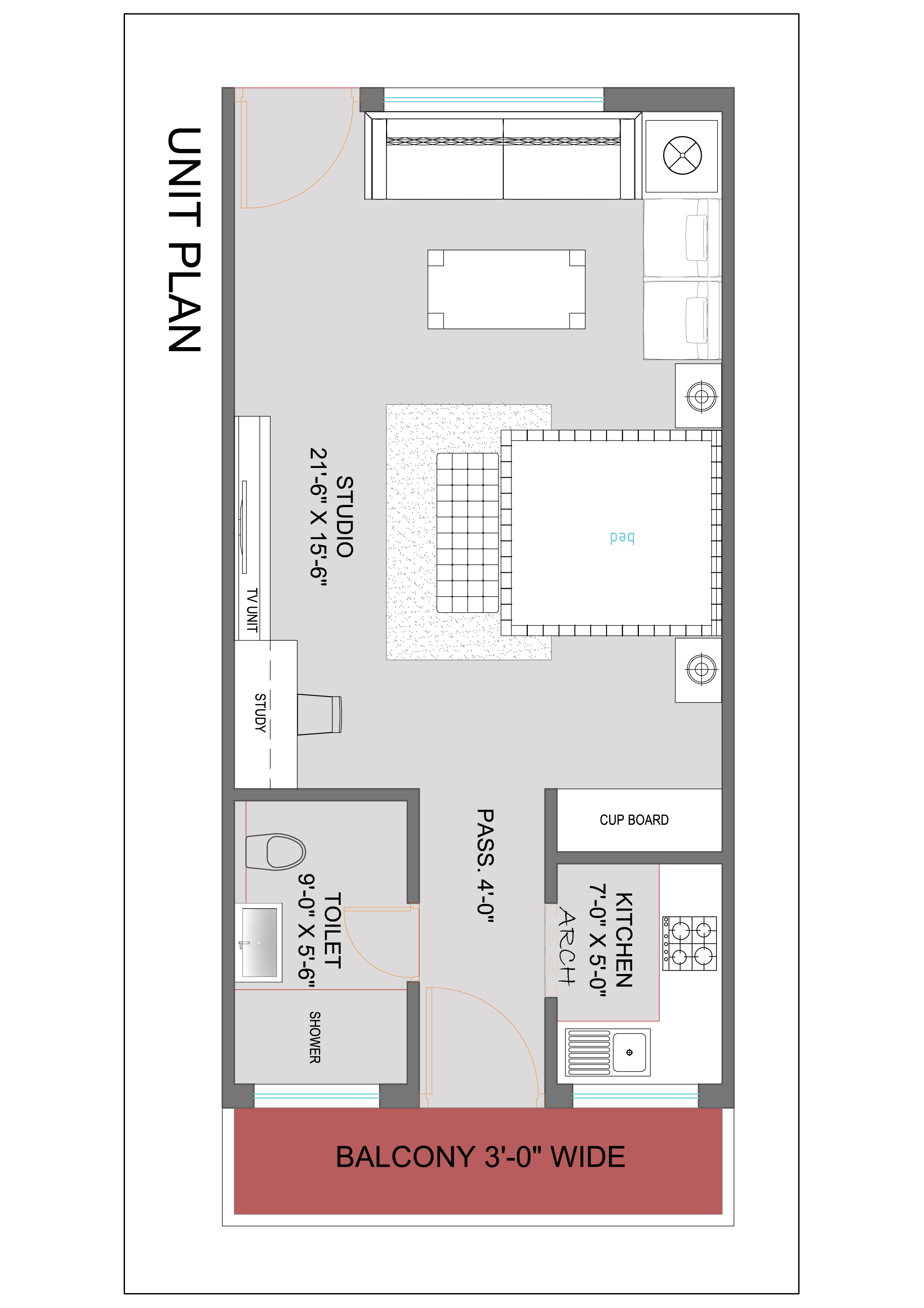 Nirman apartments noida location for 780 square feet house plan